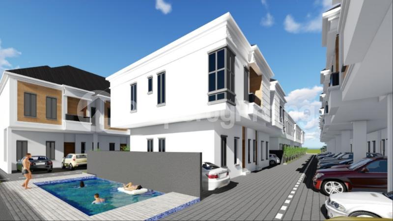 4 bedroom Terraced Duplex for sale Ikota Lekki Lagos - 14
