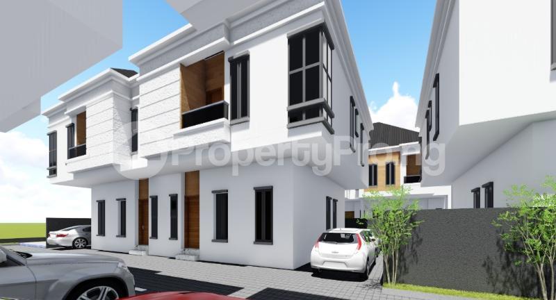 4 bedroom Terraced Duplex for sale Ikota Lekki Lagos - 12