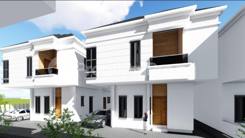 4 bedroom Terraced Duplex for sale Ikota Lekki Lagos - 24