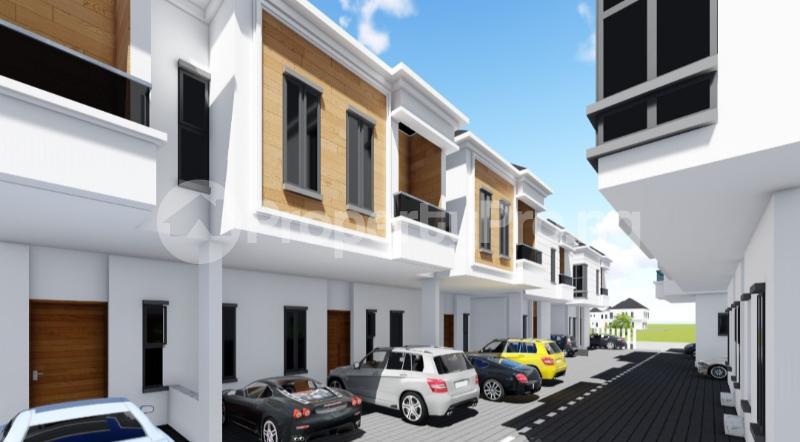 4 bedroom Terraced Duplex for sale Ikota Lekki Lagos - 1