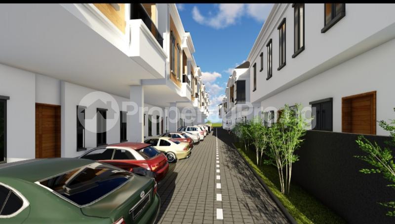 4 bedroom Terraced Duplex for sale Ikota Lekki Lagos - 2