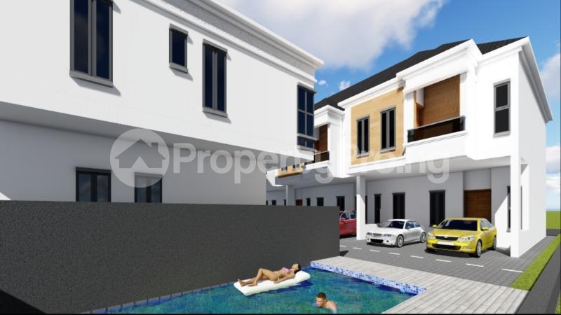 4 bedroom Terraced Duplex for sale Ikota Lekki Lagos - 11