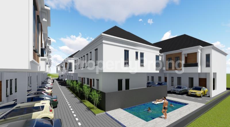 4 bedroom Terraced Duplex for sale Ikota Lekki Lagos - 6