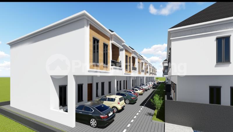 4 bedroom Terraced Duplex for sale Ikota Lekki Lagos - 8