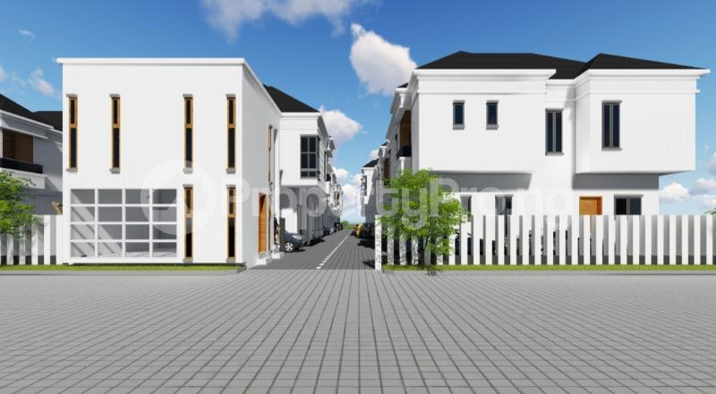4 bedroom Terraced Duplex for sale Ikota Lekki Lagos - 20