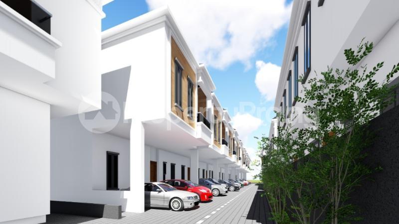 4 bedroom Terraced Duplex for sale Ikota Lekki Lagos - 18