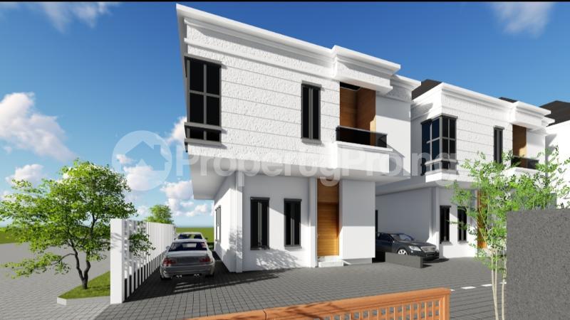 4 bedroom Terraced Duplex for sale Ikota Lekki Lagos - 15