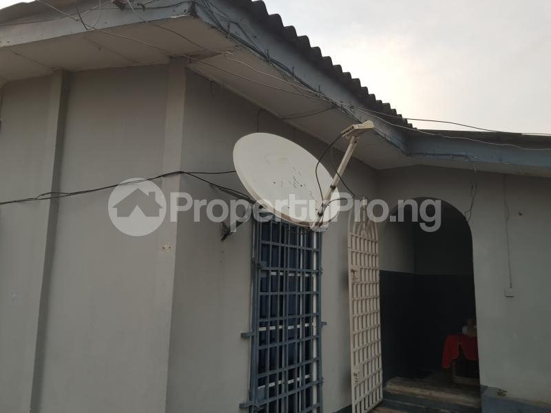 1 bedroom mini flat  Self Contain Flat / Apartment for rent Tafawabalewa crescent  Adeniran Ogunsanya Surulere Lagos - 0
