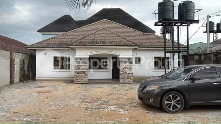 3 bedroom Mini flat for rent Neighborhood Magbuoba Port Harcourt Rivers - 0