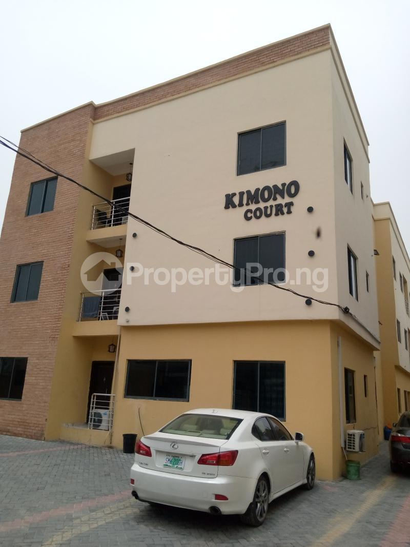 1 bedroom mini flat  Mini flat Flat / Apartment for rent Lekki Palm City Estate Ajah Ajah Lagos - 0