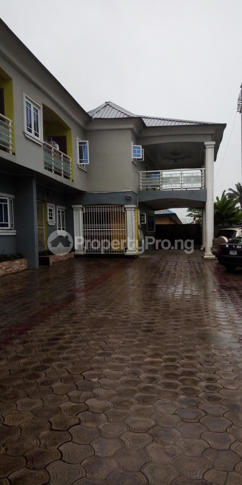 2 bedroom Terraced Bungalow House for rent SARS road, off Rukpoku Rupkpokwu Port Harcourt Rivers - 0