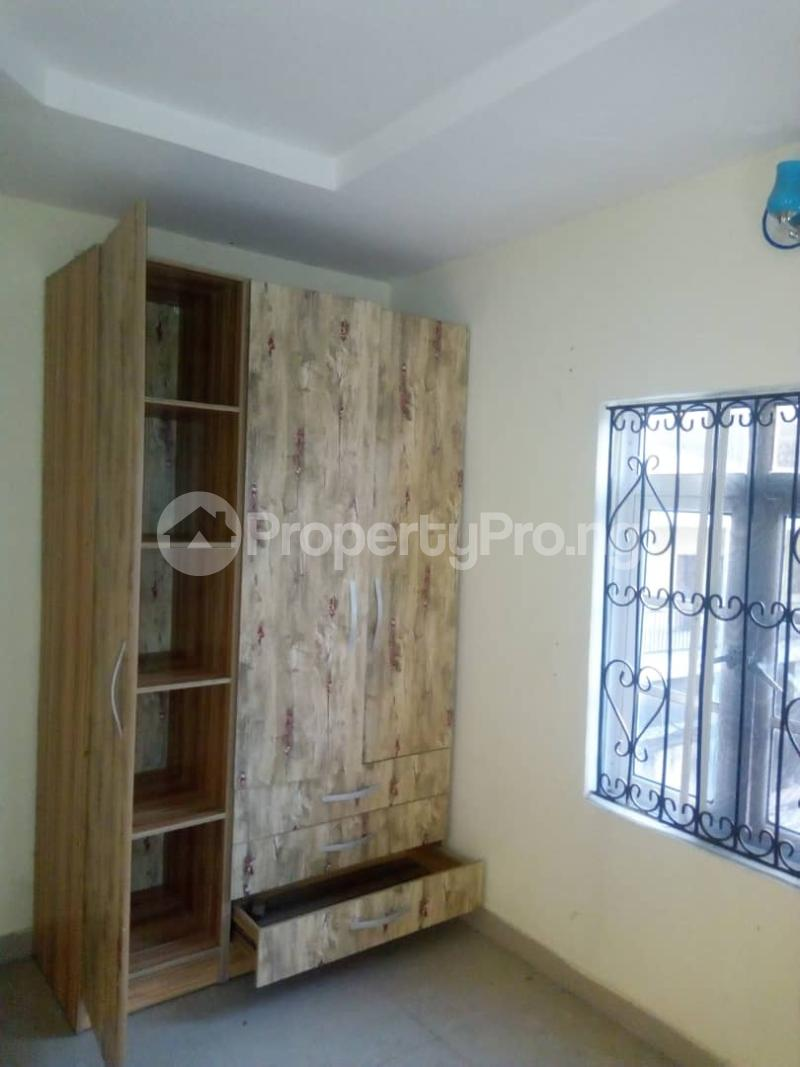 2 bedroom Flat / Apartment for rent Ago palace Okota Lagos - 1