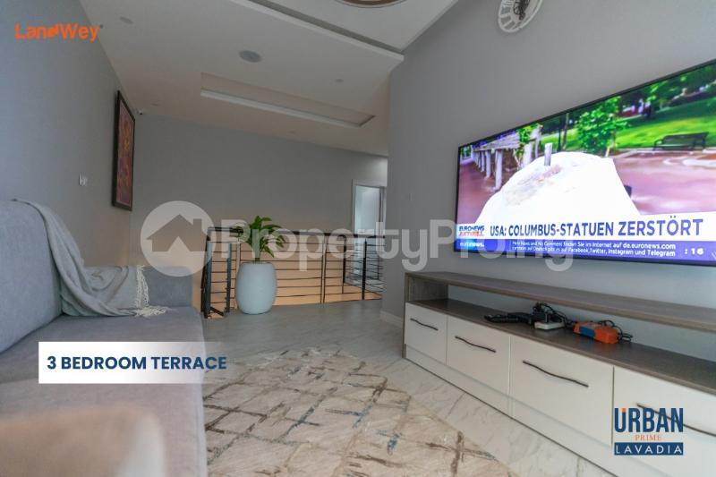 2 bedroom Terraced Duplex for sale The Onyx, Along Abraham Adesanya Road Ogombo Ajah Lagos - 3