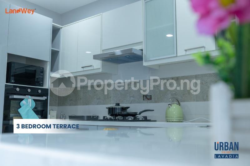 2 bedroom Terraced Duplex for sale The Onyx, Along Abraham Adesanya Road Ogombo Ajah Lagos - 6