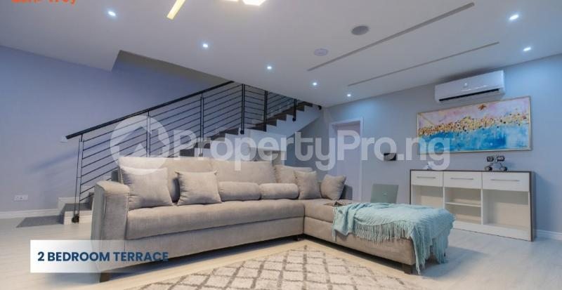 2 bedroom Terraced Duplex for sale The Onyx, Along Abraham Adesanya Road Ogombo Ajah Lagos - 2