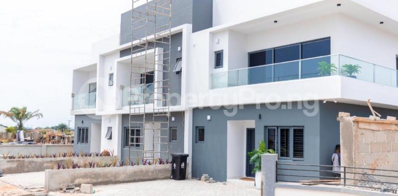 2 bedroom Terraced Duplex for sale The Onyx, Along Abraham Adesanya Road Ogombo Ajah Lagos - 0