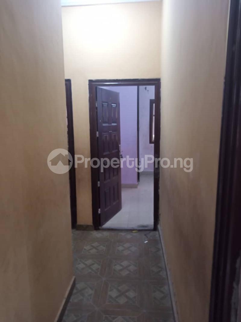 2 bedroom Blocks of Flats House for rent Adekoya estate ogba off college road. Aguda(Ogba) Ogba Lagos - 1