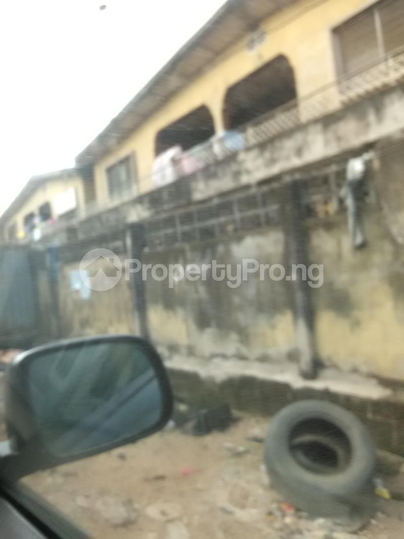 Blocks of Flats House for sale By adealu araromi Dopemu Agege Lagos - 1