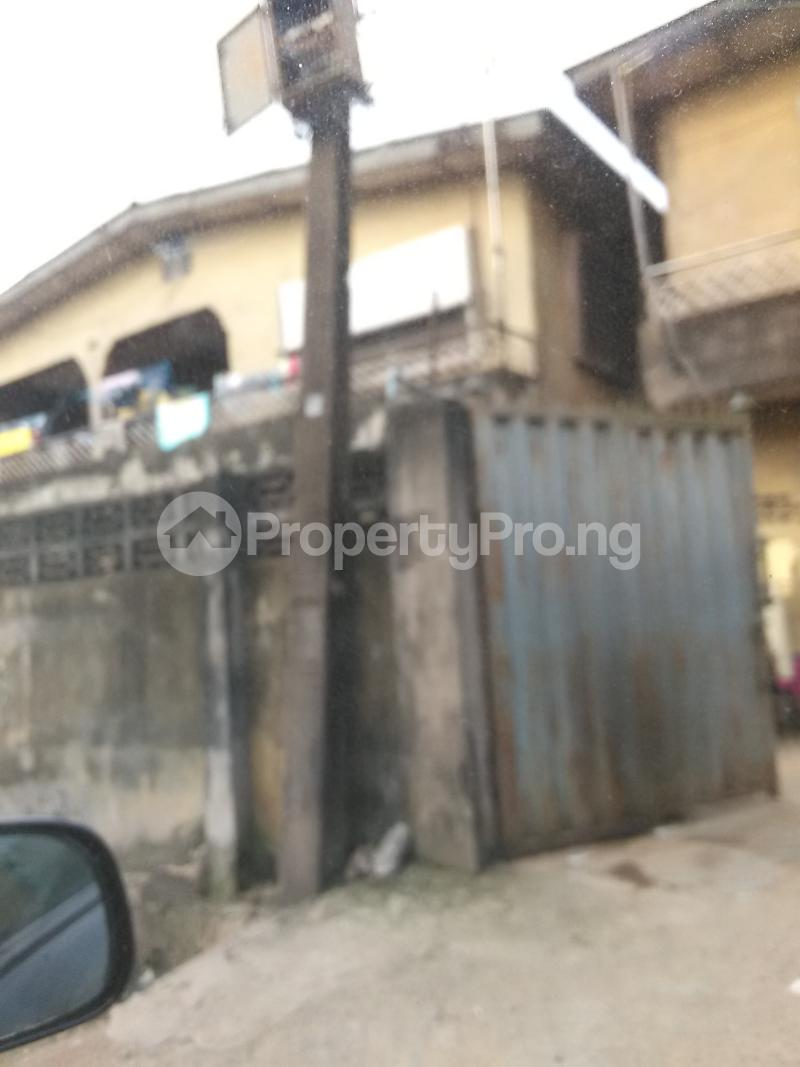 Blocks of Flats House for sale By adealu araromi Dopemu Agege Lagos - 4