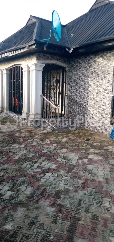 Detached Bungalow House for sale By Sapele road bypass Oredo Edo - 2