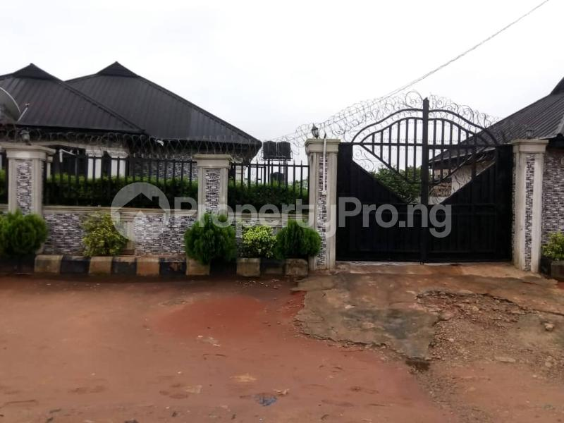 Detached Bungalow House for sale By Sapele road bypass Oredo Edo - 9