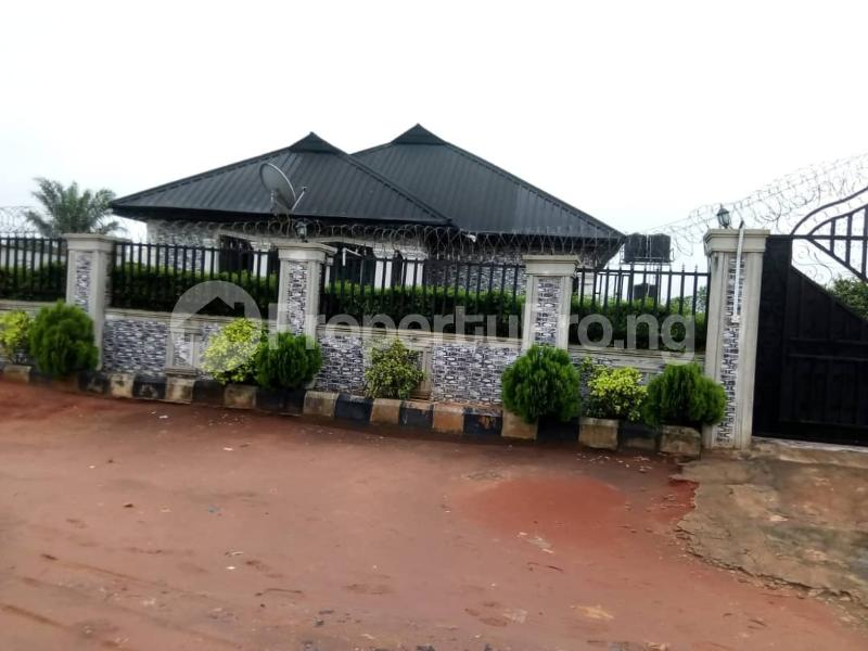 Detached Bungalow House for sale By Sapele road bypass Oredo Edo - 4