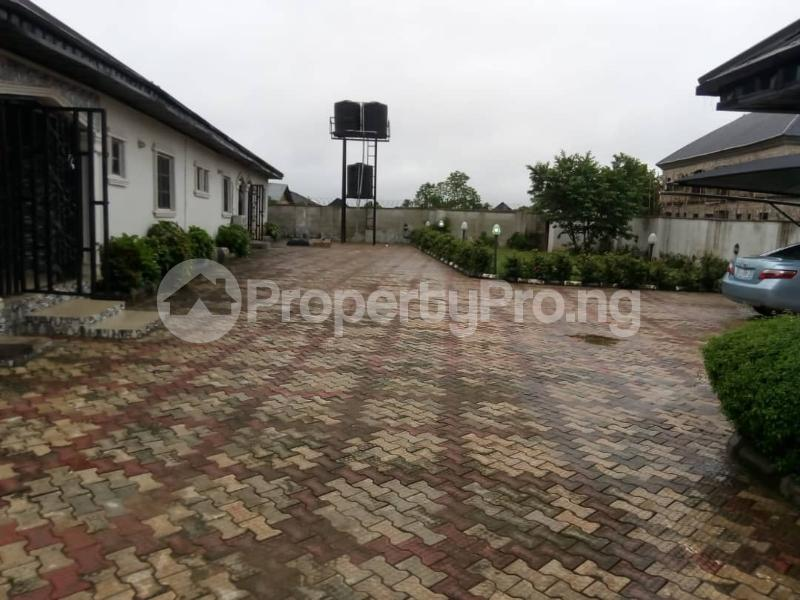 Detached Bungalow House for sale By Sapele road bypass Oredo Edo - 0