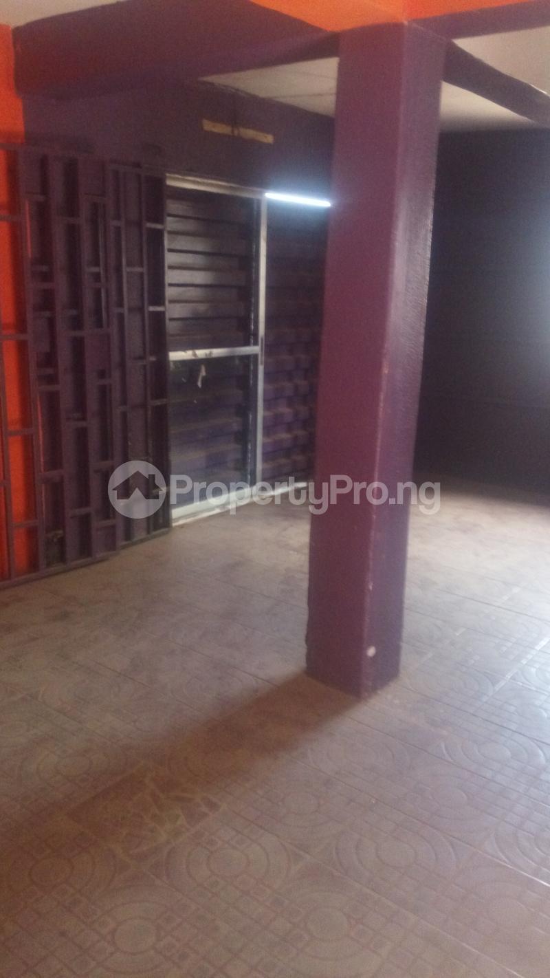 1 bedroom mini flat  Shop Commercial Property for rent Idimu Road. Lagos Mainland  Idimu Egbe/Idimu Lagos - 1