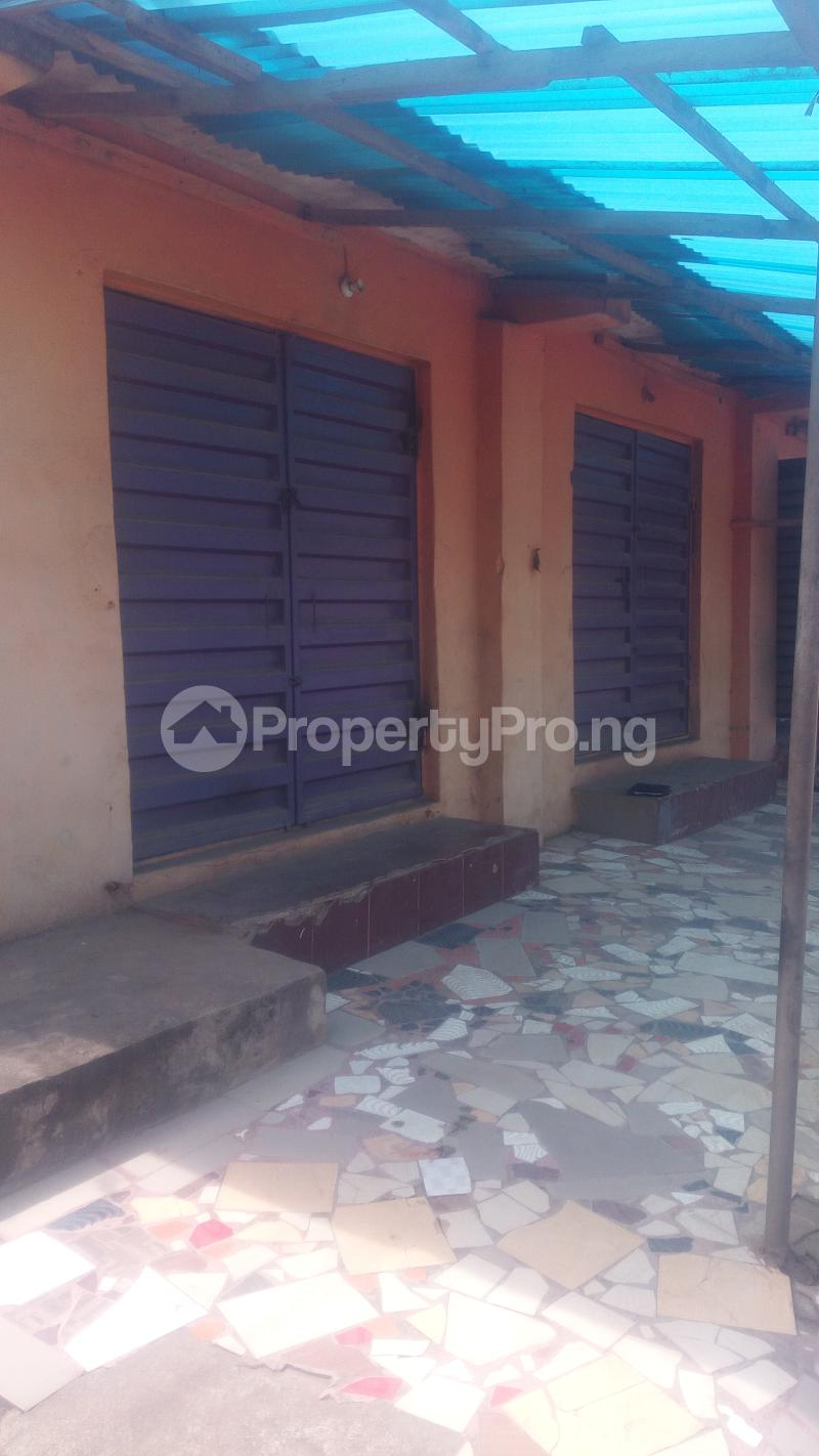 1 bedroom mini flat  Shop Commercial Property for rent Idimu Road. Lagos Mainland  Idimu Egbe/Idimu Lagos - 3