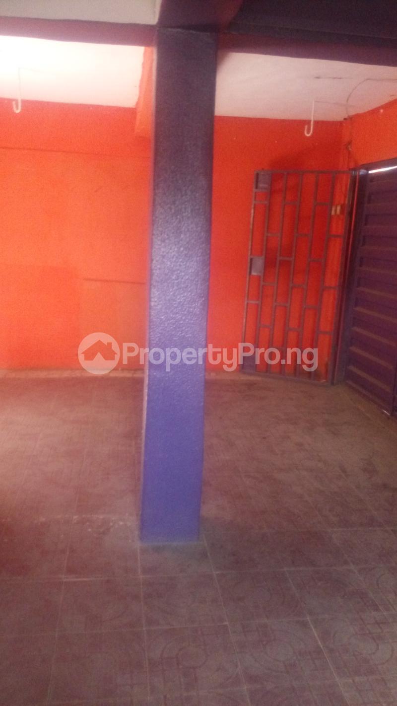 1 bedroom mini flat  Shop Commercial Property for rent Idimu Road. Lagos Mainland  Idimu Egbe/Idimu Lagos - 0