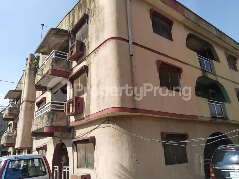Blocks of Flats House for sale Off Agege Motor Road  Mushin Mushin Lagos - 0