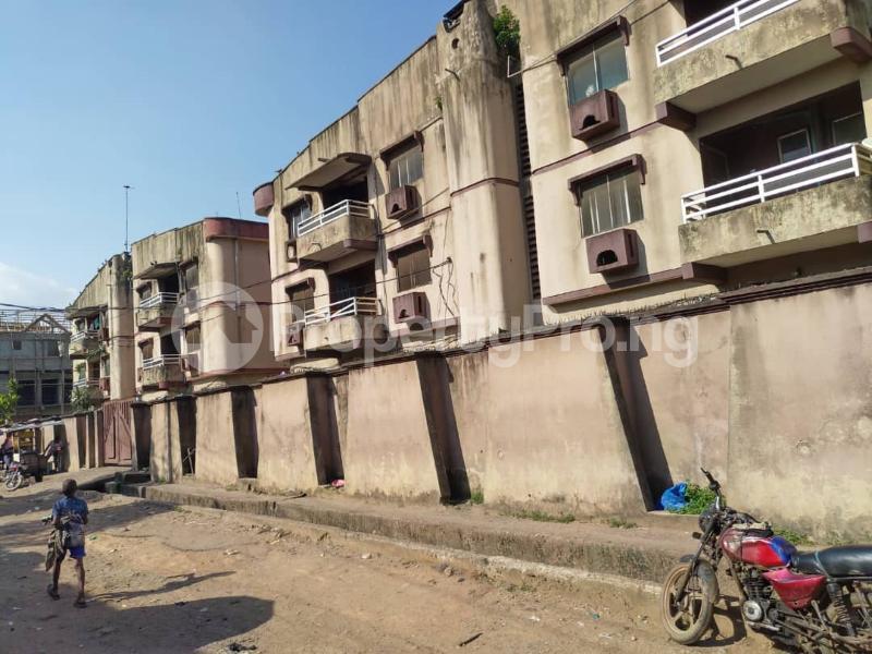 Blocks of Flats House for sale Off Agege Motor Road  Mushin Mushin Lagos - 1