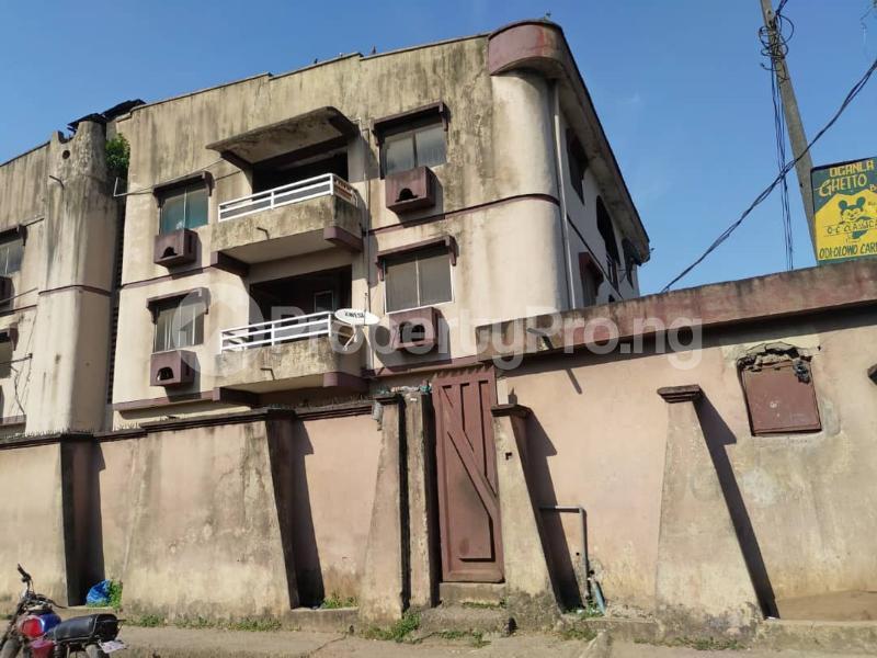 Blocks of Flats House for sale Off Agege Motor Road  Mushin Mushin Lagos - 11