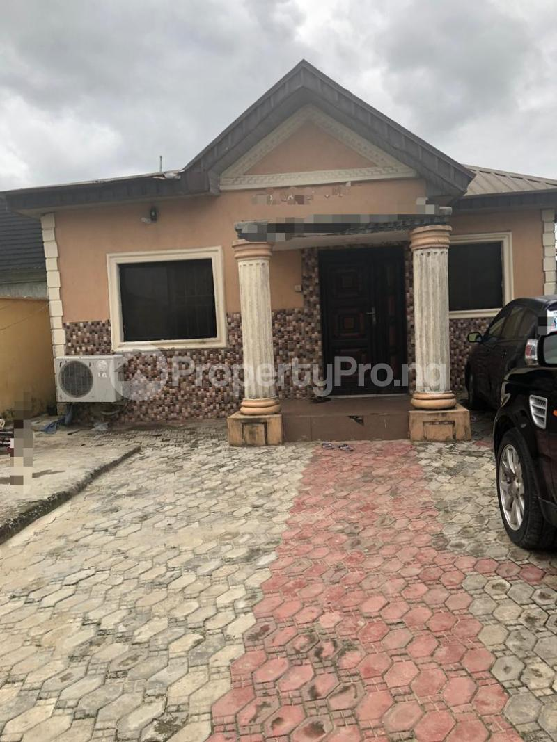 3 bedroom Detached Bungalow House for sale Seaside Estate Badore Ajah Lagos - 1