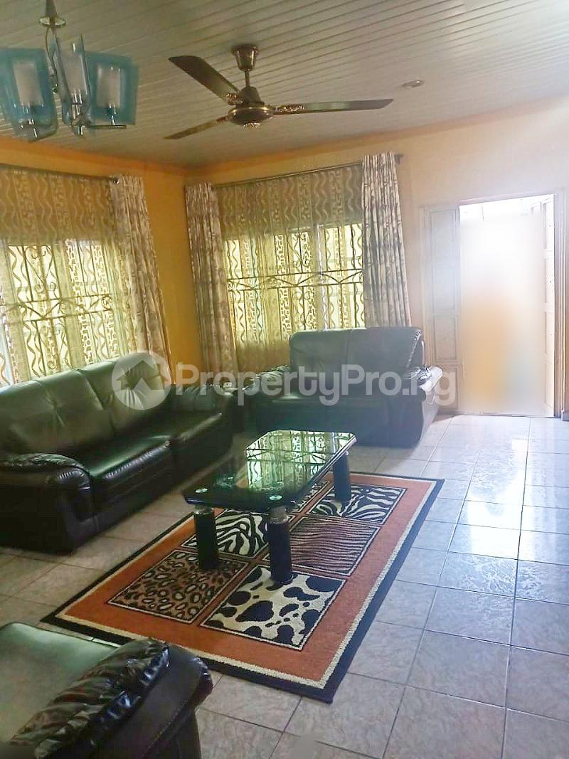 3 bedroom Detached Bungalow for sale Peter Odili/slaughter Road Trans Amadi Port Harcourt Rivers - 1