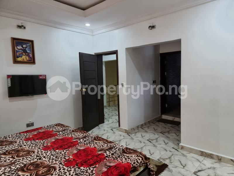 3 bedroom Terraced Duplex for shortlet Oas Helicopters Shonibare Estate Maryland Lagos - 10