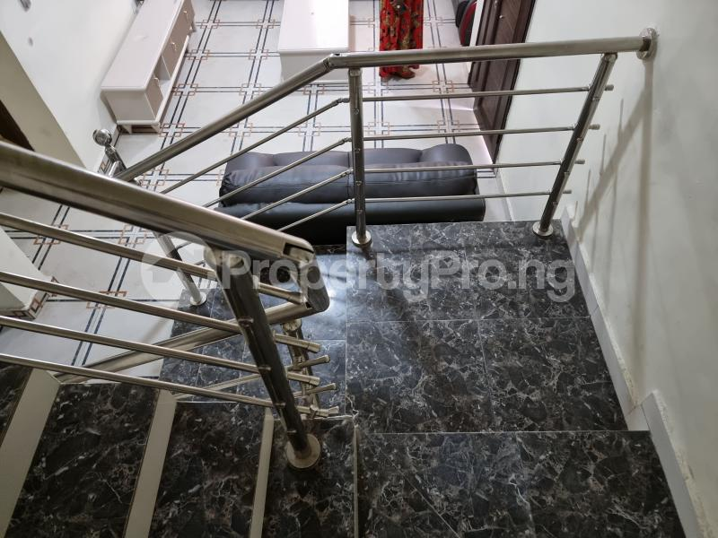 3 bedroom Terraced Duplex for shortlet Oas Helicopters Shonibare Estate Maryland Lagos - 4