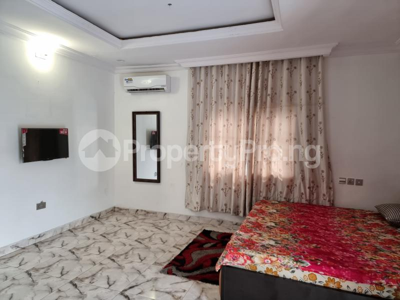 3 bedroom Terraced Duplex for shortlet Oas Helicopters Shonibare Estate Maryland Lagos - 11