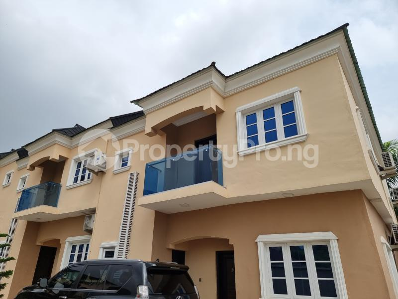 3 bedroom Terraced Duplex for shortlet Oas Helicopters Shonibare Estate Maryland Lagos - 1