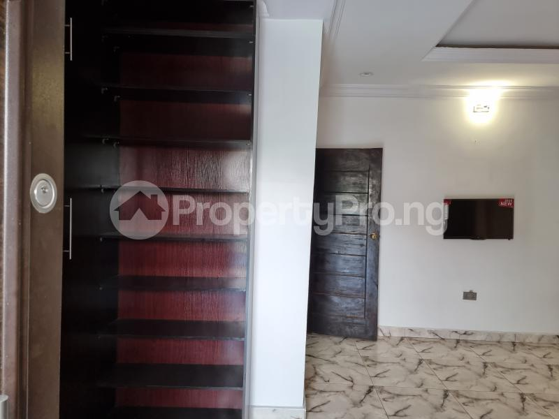 3 bedroom Terraced Duplex for shortlet Oas Helicopters Shonibare Estate Maryland Lagos - 12