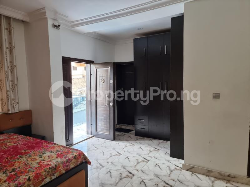 3 bedroom Terraced Duplex for shortlet Oas Helicopters Shonibare Estate Maryland Lagos - 13