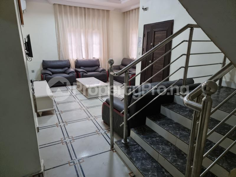3 bedroom Terraced Duplex for shortlet Oas Helicopters Shonibare Estate Maryland Lagos - 3