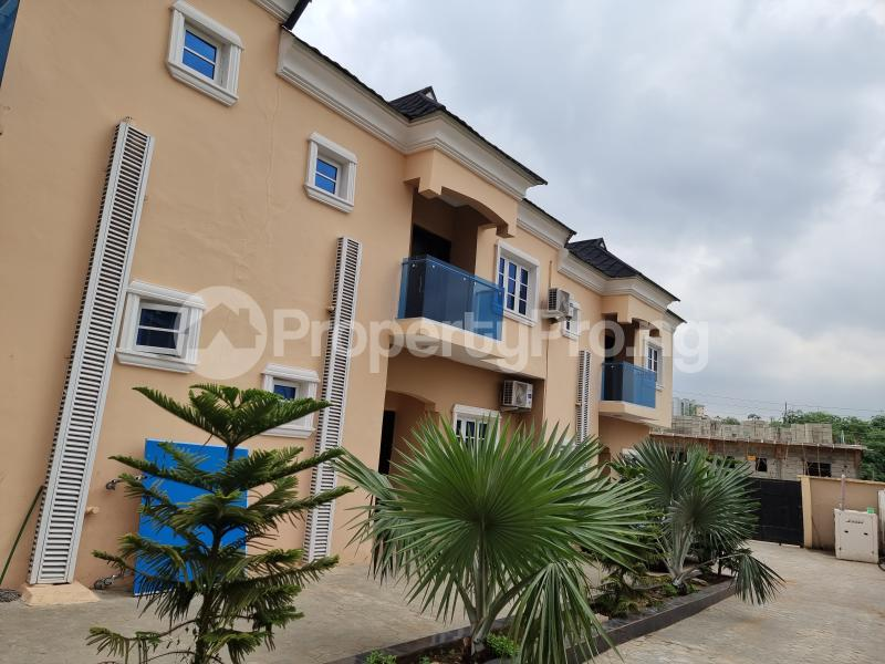 3 bedroom Terraced Duplex for shortlet Oas Helicopters Shonibare Estate Maryland Lagos - 0