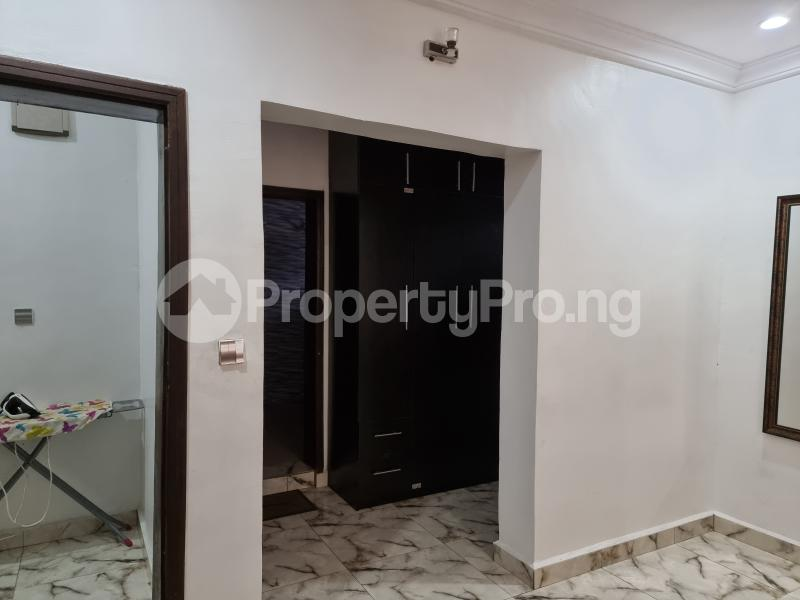 3 bedroom Terraced Duplex for shortlet Oas Helicopters Shonibare Estate Maryland Lagos - 9