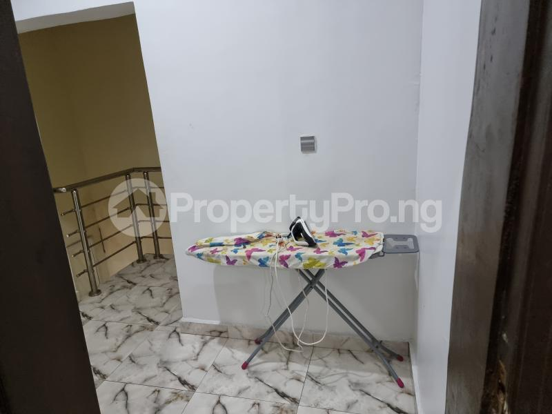 3 bedroom Terraced Duplex for shortlet Oas Helicopters Shonibare Estate Maryland Lagos - 6