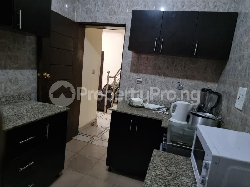 3 bedroom Terraced Duplex for shortlet Oas Helicopters Shonibare Estate Maryland Lagos - 2