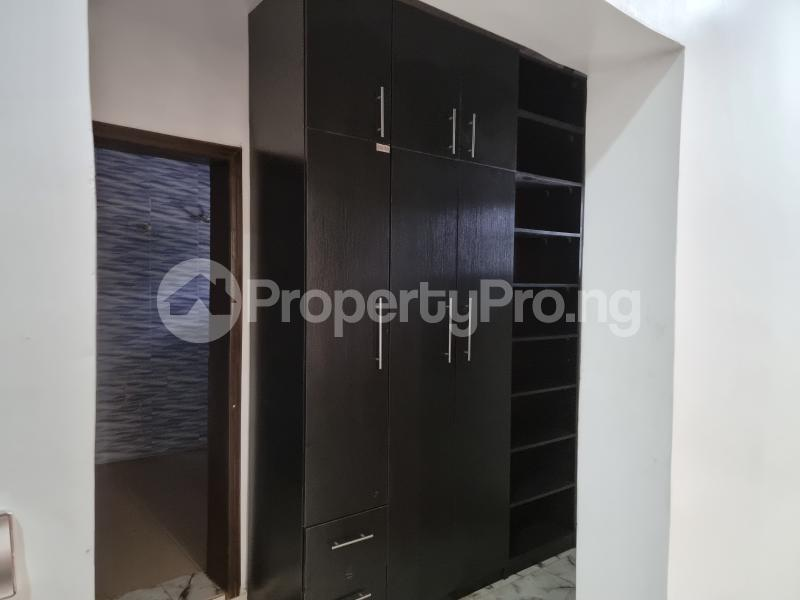 3 bedroom Terraced Duplex for shortlet Oas Helicopters Shonibare Estate Maryland Lagos - 8