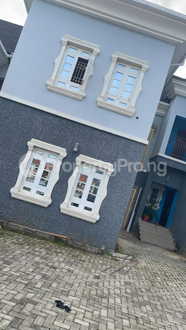 3 bedroom Terraced Duplex for sale Diplomatic Zone Katampe Ext Abuja - 1