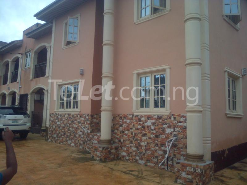 3 bedroom Flat / Apartment for rent Gowon Estate Egbeda Alimosho Lagos - 0