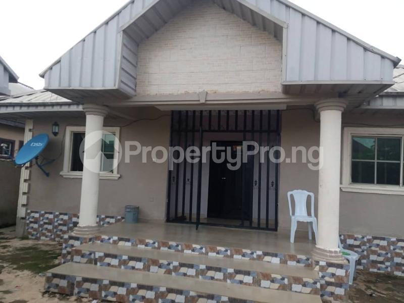 Detached Bungalow for sale Okabere Off Sapele Road Oredo Edo - 4